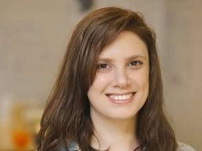 She is our Senior Manager of Learning Design, Kate Rosenbloom