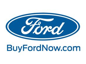Logo of supporters, Ford, BuyFordNow.com