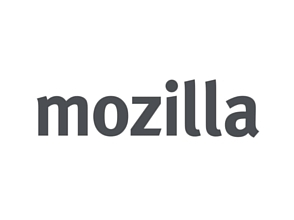 Logo of supporters, Mozilla