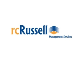 Logo of supporters, rcRussell Management Services