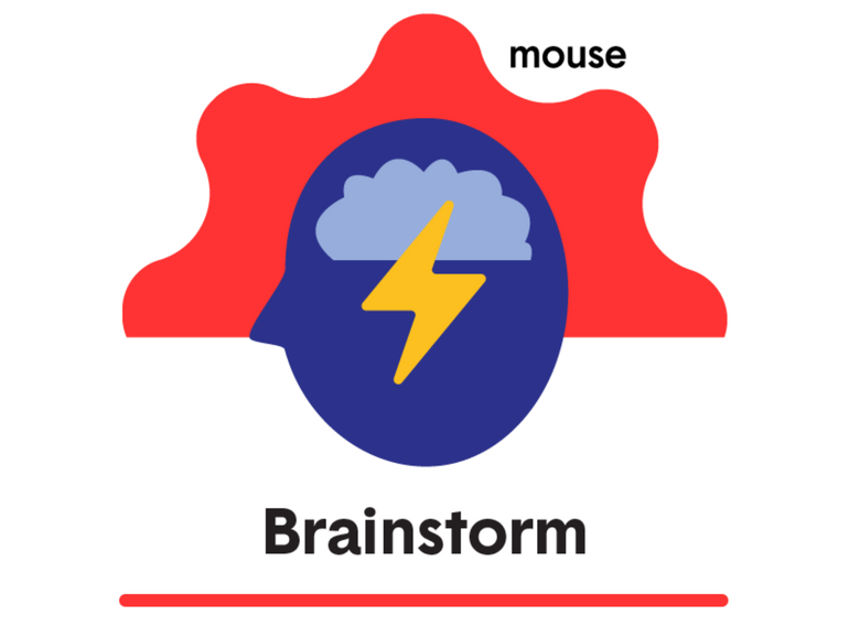 The Brainstorm Badge