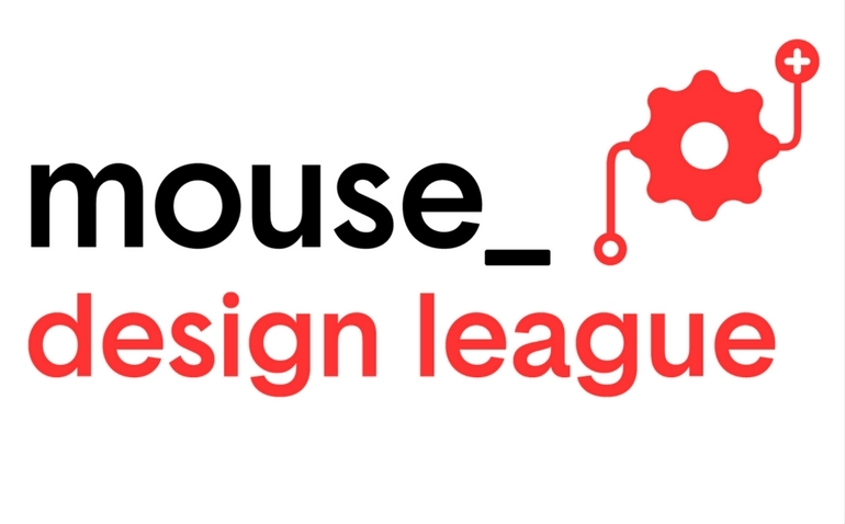 Mouse Design League Logo