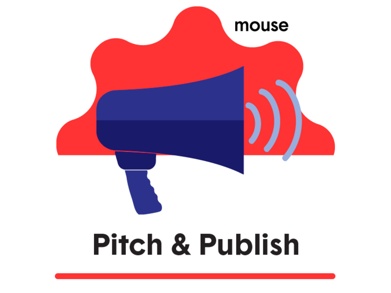 The Pitch & Publish Badge