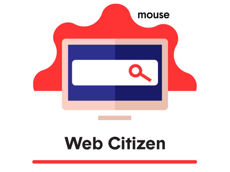 The Web Citizen Badge