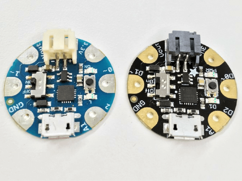 Mouse | Which Wearable Arduino Should I Use For My Sewable Tech…
